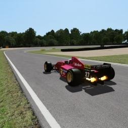 ASR Formula Ferrari 412T2 1995 @ Oulton Park | Assetto Corsa