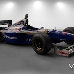 Williams FW19 Assetto Corsa | Oulton Park