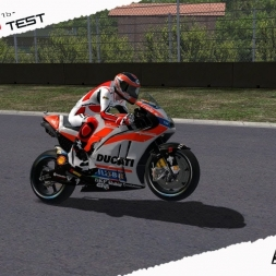 GP Bikes Beta 11b MotoGP 2017 Ducati GP17 Test at Imola