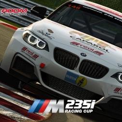 RaceRoom - BMW M235i Racing Cup @ Hungaroring - PC 60FPS