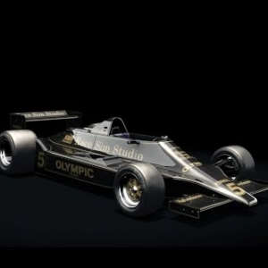 Formula 79 by Race Sim Studios hot lap @ Estoril 88