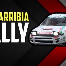 CLOSE QUARTERS - Celica WRC at Hondarribia Hillclimb - Assetto Corsa Oculus Rift gameplay