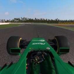 F1 Ultimate @ Hockenheim GP (Practice Lap)