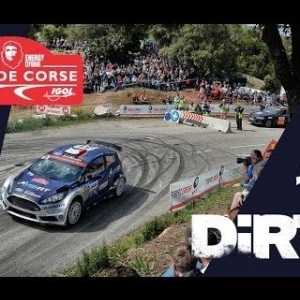 Eric Camilli tour de corse 2017 WRC 2 dirt 4 skin