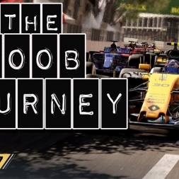 f1 2017 NOOB JOURNEY'S BACK BABY!!!