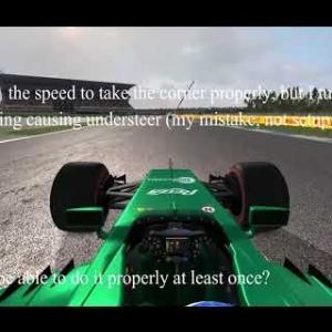 Racing Stuff #1: Pressure & concentration managment | F1 Ultimate @ Hockenheim GP Online Race