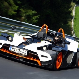 Assetto Online: KTM Xbow R on the Nordschleife!