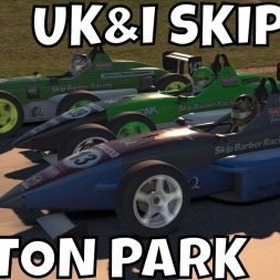 iRacing UK&I Skip Barber at Oulton Park