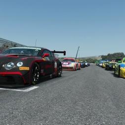 RaceRoom | RaceDepartment Multiclass @ Laguna Seca