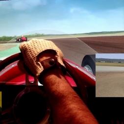 AMS - Thruxton - Maserati 250F (beta) - 110% AI race
