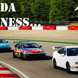 Forza 6-Honda madness with Seven Motorsport