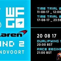 World's Fastest Gamer - McLaren - Round 2 - Zandvoort(2)