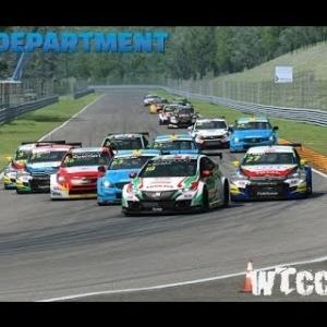 WTCC @ Red Bull Ring (Club Event) // RaceRoom