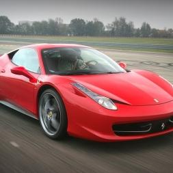Assetto Online: Ferrari 458 at Tajo Hillclimb!