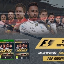 Post F1 2017 Beta - My Thoughts and Experiences!