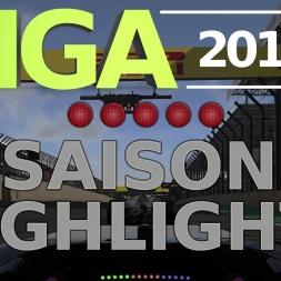 F1 2016 | LIGA 2016 | Saison Highlights