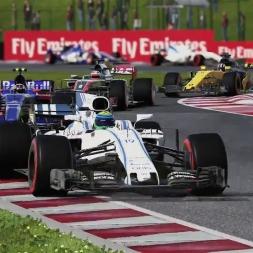 F1 2017   'BORN TO BE WILD' TRAILER  - Make History - HD