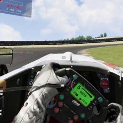 Formula Abarth Rennen 1 @ Mugello
