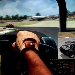 AMS - Road Atlanta - Caterham Seven Supersport - 100% AI race