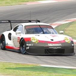 Assetto Corsa HotLap | Porsche 911 RSR 2017 @ Imola 1:43.293