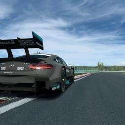 RaceRoom HotLap session + setup   Mercedes DTM eSports @ Norisring 0:47.558
