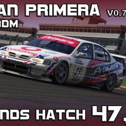 Assetto Corsa | PM3DM | Nissan Primera v0.7c | Brands Hatch Indy | 47,297