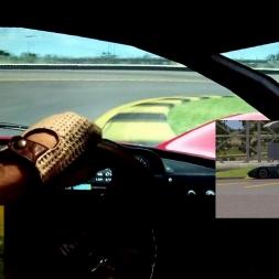 AMS - Eastern Creek - Ferrari 330P - 100% AI race