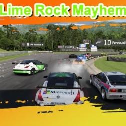 Forza 6 - Lime Rock Mayhem