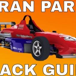 iRacing Skip Barber Track Guide Season 3 2017 - Oran Park