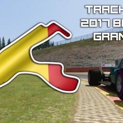 F1 2017 Belgian Grand Prix | Virtual Circuit Guide | Spa Francorchamps, Belgium | ACFL 2017