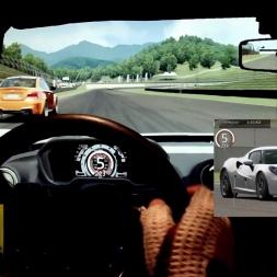 AC - Mugello - Alfa Romeo 4C - Street fight server - online race