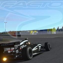 rF2 | RacingClub @ Zandvoort I USF 2000 Hotlap 1:41.1 | xDevildog