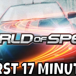 World of Speed Early Access - First 17 Minutes gameplay