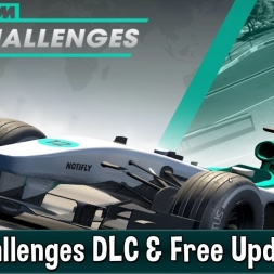 Motorsport Manager Challenges DLC & Free Update Gameplay & Impressions