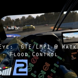 Project CARS 2: Driver Eye - GTE/LMP1 @ Watkins Glen - Ford GT - Flood Control - VR Gameplay