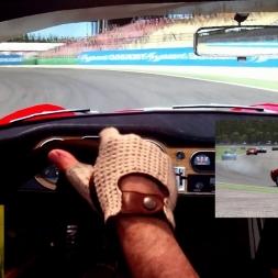 AMS - Hockenheim - Ferrari 275 (Historic GT & Touring) - 100% AI race