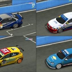 RE [Race 07] - Nordschleife - Volvo S40 vs Volvo S60 vs Seat Leon TDI vs Chevrolet Lancetti
