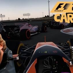 F1 2017 - Formula One Bahrain Grand Prix (HORRIFIC WEEKEND)