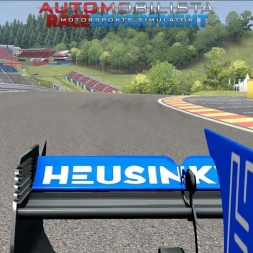 Automobilista | RaceDepartment F1 @ Spa Francorchamps Hotlap 1:43 474 | xDevildog
