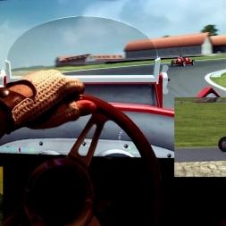 AMS - Mas du Clos - ERA 1500cc (GP 1937) - 100% AI race