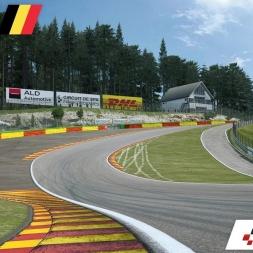 Blancpain 2 Hours GT3 EnduranceSeries Test Race