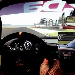 AC - Silverstone National - Mazda MX5 - race 2/2
