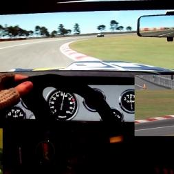 AMS - Cordoba- Plymouth Barracuda (Historic GT) - 100% AI race