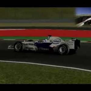 RE [rFactor] - Just for Fun - Barcelona F1 Test - 1:23.285 - Steering Wheel - Full HD