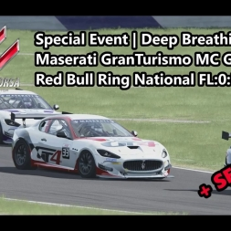 Assetto Corsa | Special Event Deep Breathing | Maserati GT MC GT4 @ Red Bull Ring National