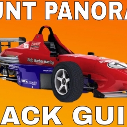 iRacing Skip Barber Track Guide Season 3 2017 - Mount Panorama