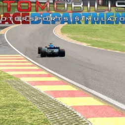 Automobilista | RaceDepartment F1 @ Spa Francorchamps Hotlap #2   1:42 546 | xDevildog