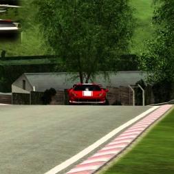 RE [Race 07] - Ferrari 458GT - Nordschleife 24h - Steering Wheel - Full HD
