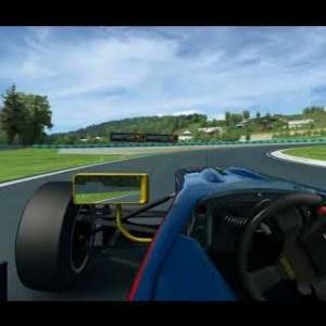 RaceRoom Hotlap - F3 @ Hungaroring