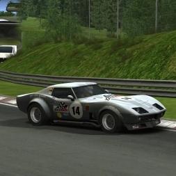 RE [Race 07] - Nordschleife - Chevrolet Corvette C3 - 07.53.500 - Logitech G27 - Full HD